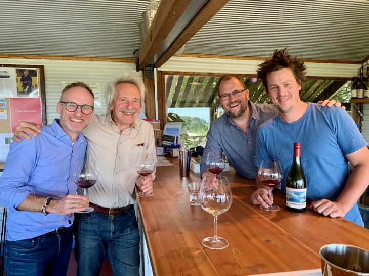 Wine Encounter at Ashton Hills