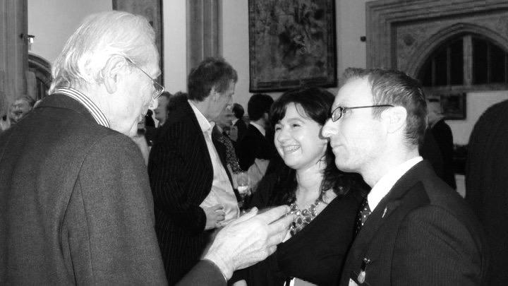 Michael Broadbent passed away