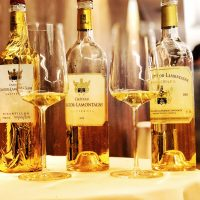 Sauternes – About the Influence of Time
