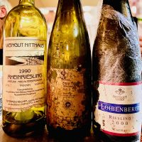 Old Wines to share
