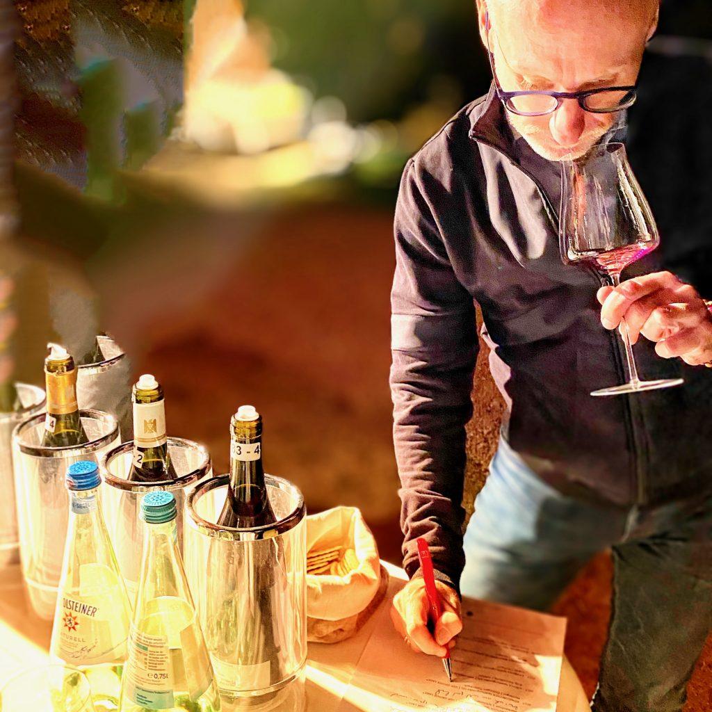 Thomas Curtius tastes VDP Baden wines