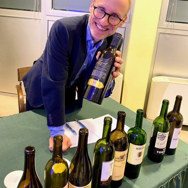 Thomas Curtius and the Now & Next in Wine
