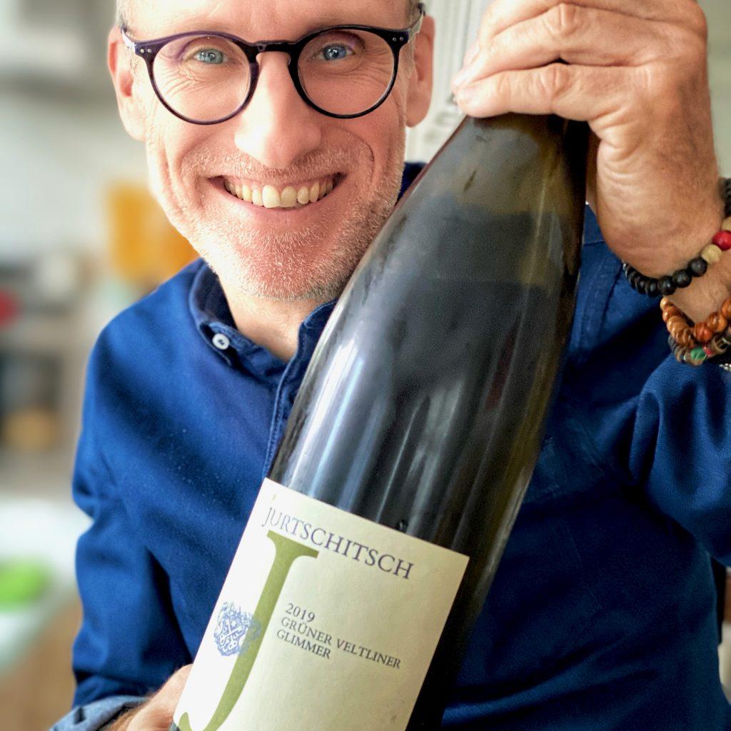 Thomas Curtius MW with Jurtschitsch Glimmer
