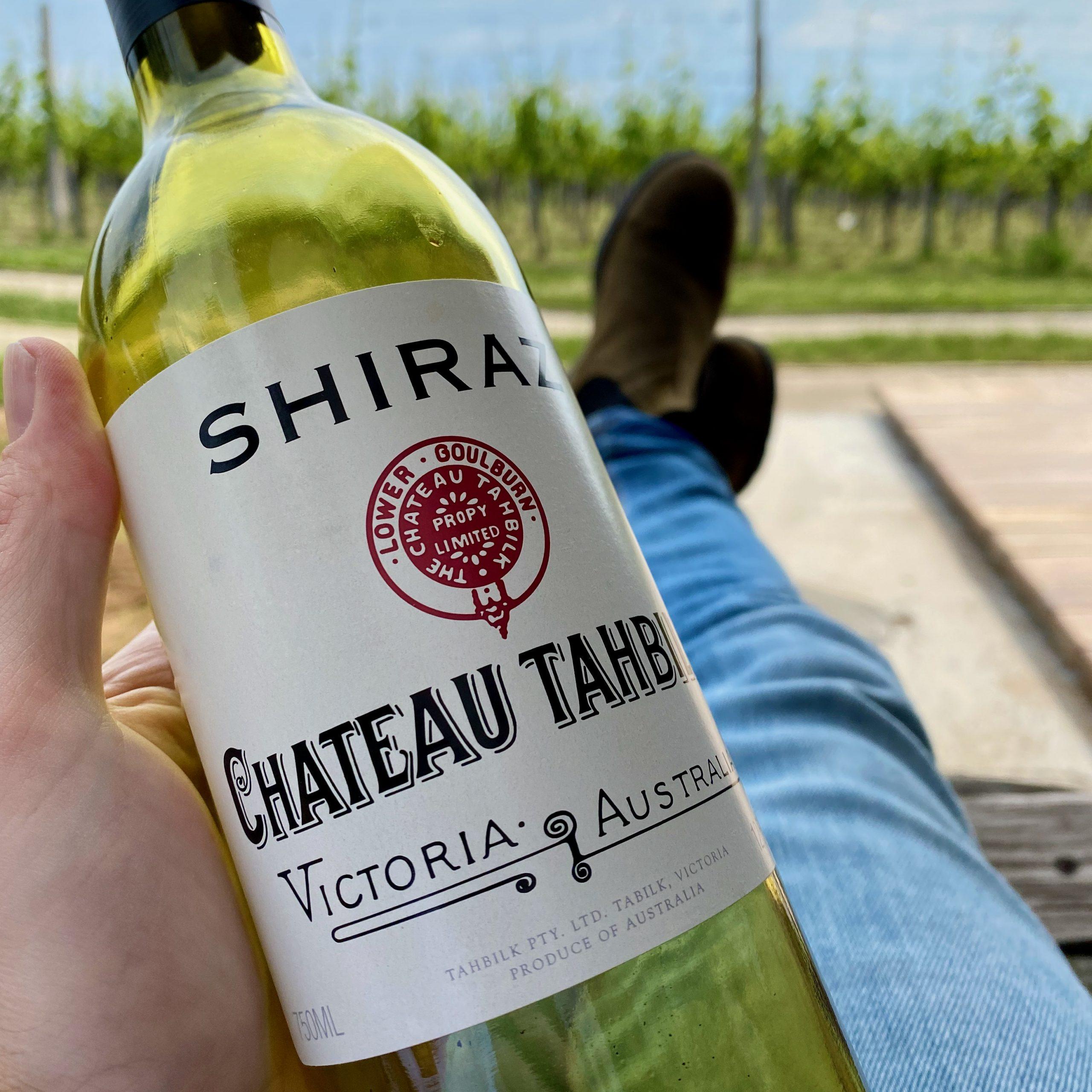 1860 Vines von Tahbilk