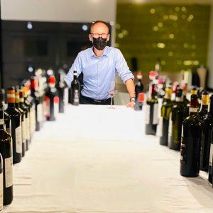 Thomas Curtius MW auf der Chianti Classico Connection 2021 in München